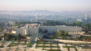 مبنى المحكمة الإسرائيلية العليا