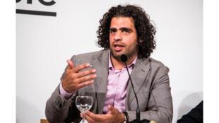 الكاتب أحمد قطليش