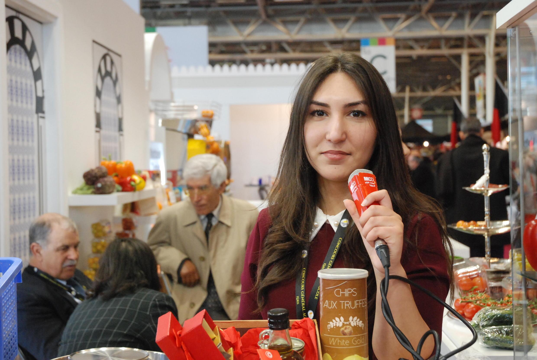 الكمأ التونسي منتج جديد في المعرض
