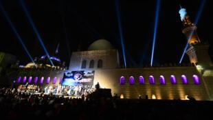 المهرجان الدولي للطبول بالقاهرة