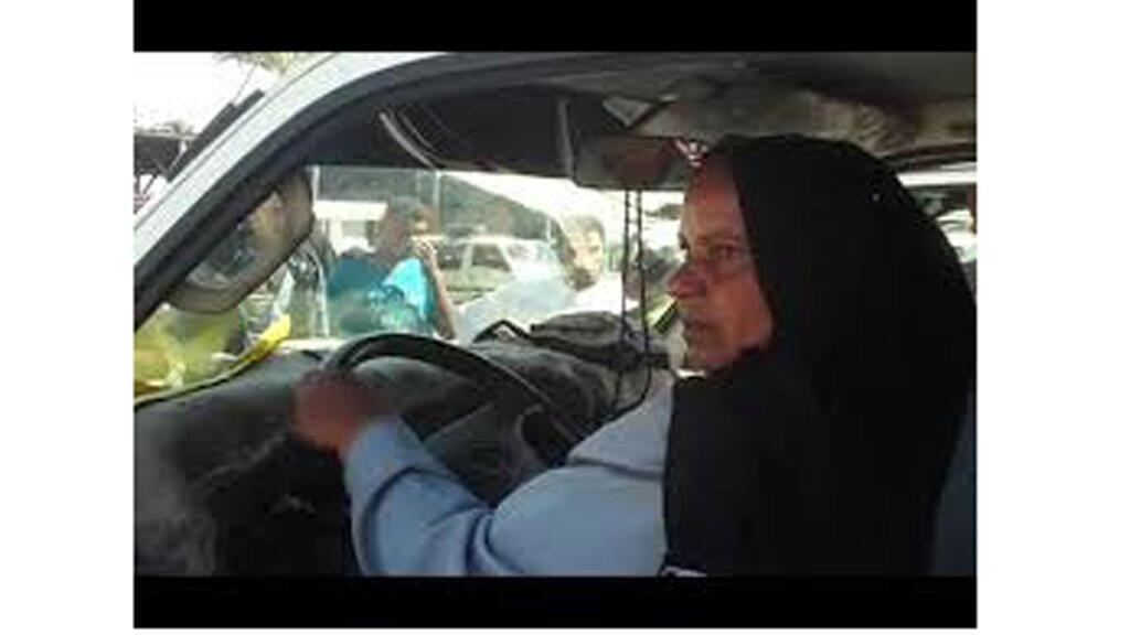 سائقة ميكروباص، مصر