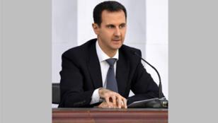 /الرئيس السوري بشار الأسد