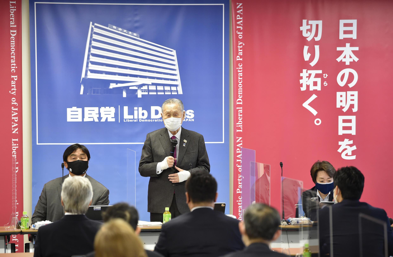 president comité olympique japon