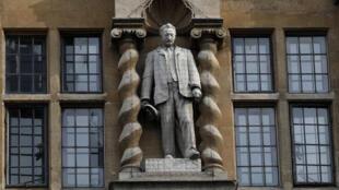 تمثال سيسيل رودس