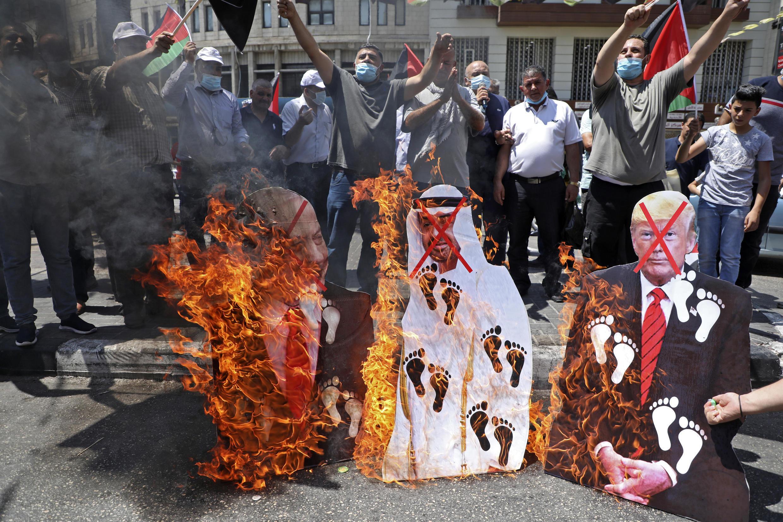 manif-palestiniens naplouse