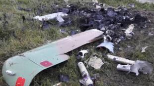 سقوط طائرة (صورة  تعبيرية)