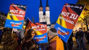 منصرون لحزب البديل من أجل ألمانيا