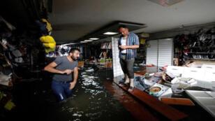 الصورة من داخل أحد الأسواق التجارية في تركيا-