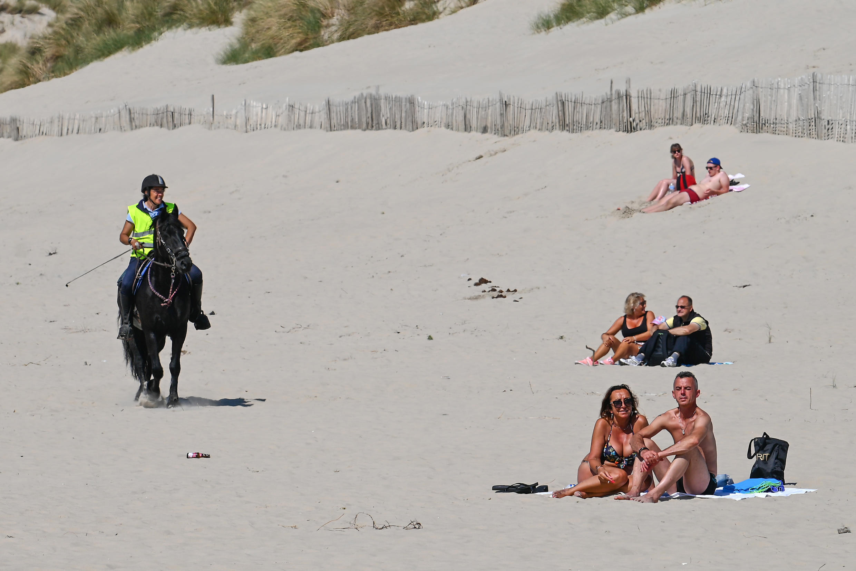 plage Berk france 21 05 2020
