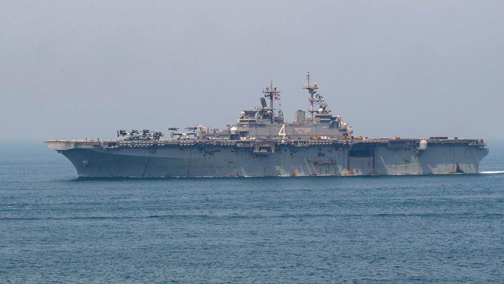 nakila-naftAmphibious assault ship USS Boxer transits the Gulf