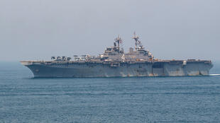 nakila-naftAmphibious assault ship USS Boxer transits the Gulf