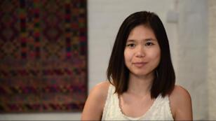 """المدونة الكمبودية """"كاثرين هاري"""""""