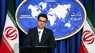 عباس موسوي المتحدث باسم وزارة الخارجية الإيرانية