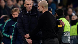 guardiola zidane