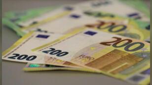 أوراق نقدية من اليورو