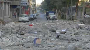 تصاعد التوتر بين غزة واسرائيل وسط تبادل للهجوم الصاروخي