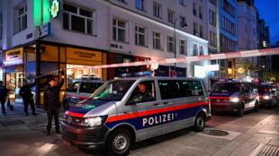 police autriche