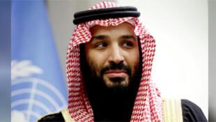 / ولي العهد السعودي الأمير محمد بن سلمان