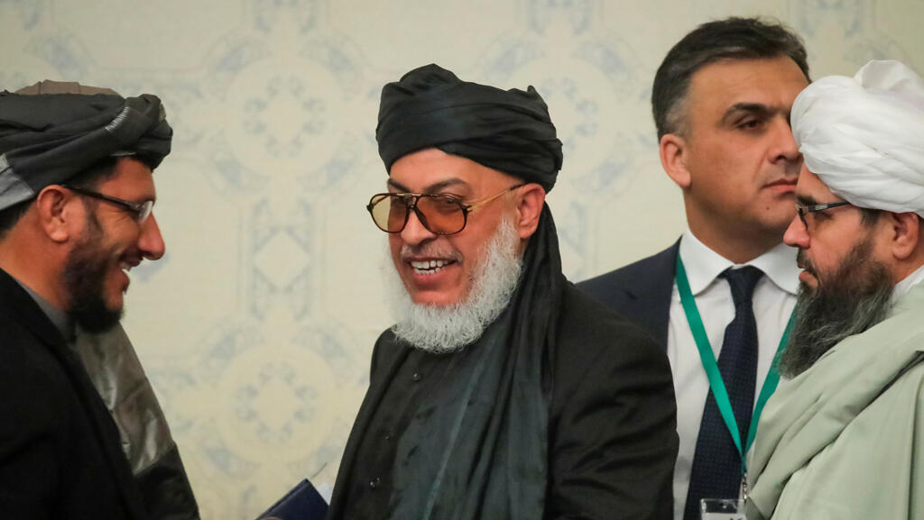 رئيس المكتب السياسي لطالبان شير محمد عباس ستاناكزاي