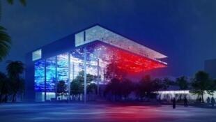 الجناح الفرنسي - معرض دبي الدولي 2020