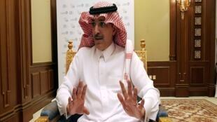 وزير المالية السعودي محمد الجدعان