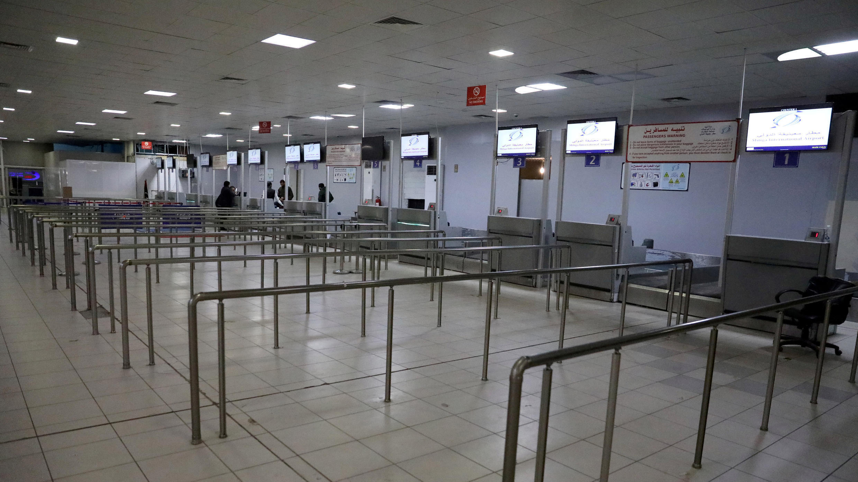 termina_aéroport_mitiga_attaque_aérienne_Tripoli_reuters