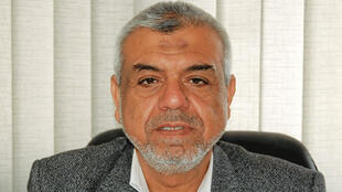 الكاتب والمحلل السياسي الفلسطيني مصطفى الصواف