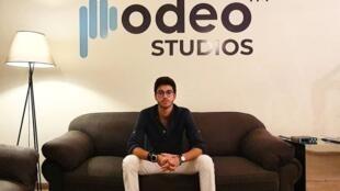 ستيفانو فلاّحة وبودكاست Podeo