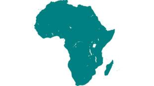 خارطة الاتحاد الإفريقي