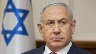 الرئيس الوزراء الإسرائيلي بن نتانياهو