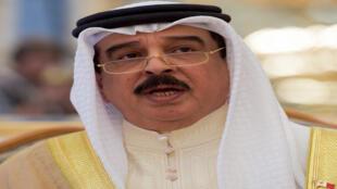 ملك البحرين حمد بن عيسى ال خليفة