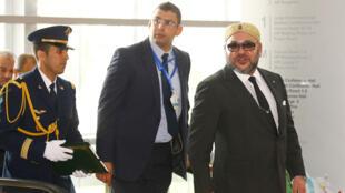 الملك محمد السادس في زيارة لأديس أبابا