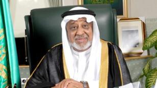 رجل الأعمال السعودي محمد العامودي