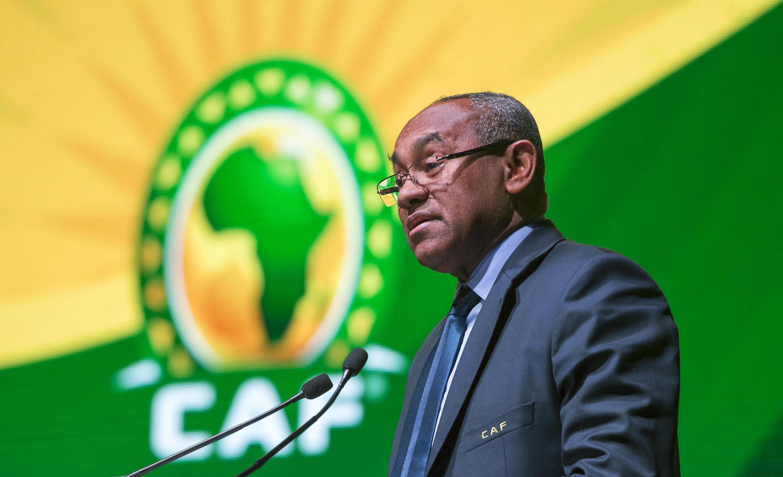 رئيس الاتحاد الإفريقي لكرة القدم المنتهية ولايته الملغاشي أحمد أحمد