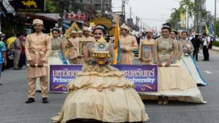 احتفالات بتايلاند يجذب السياح