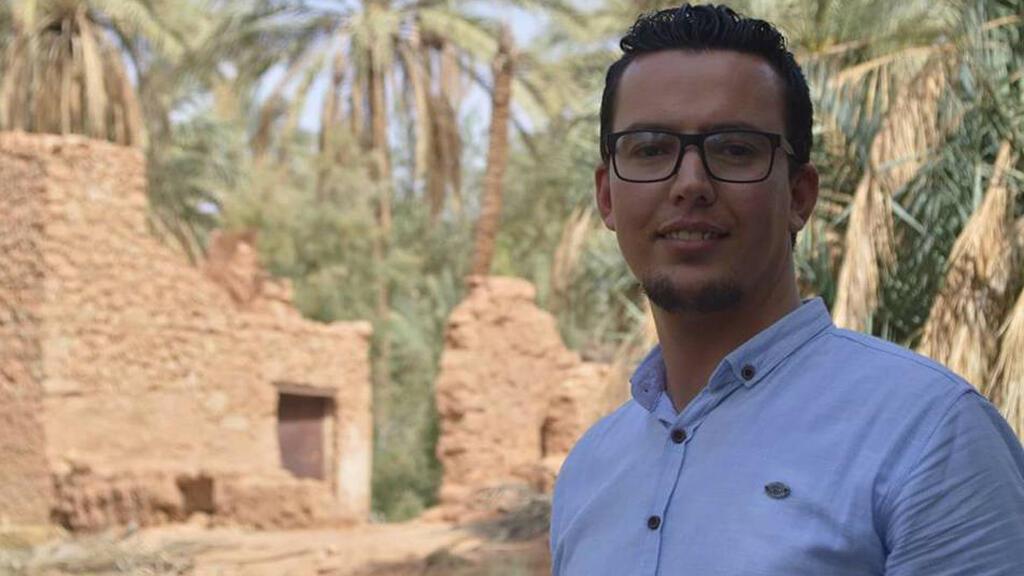 الكاتب الجزائري محمد الأمين بن ربيع