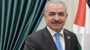 رئيس الوزراء الجديد محمد اشتية