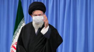 علي خامنئي في طهران