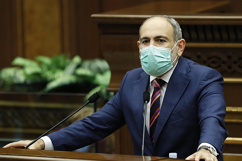 nikol armenie