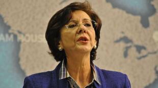 """/ ريم خلف الأمين العام لمنظمة """"اسكوا"""""""