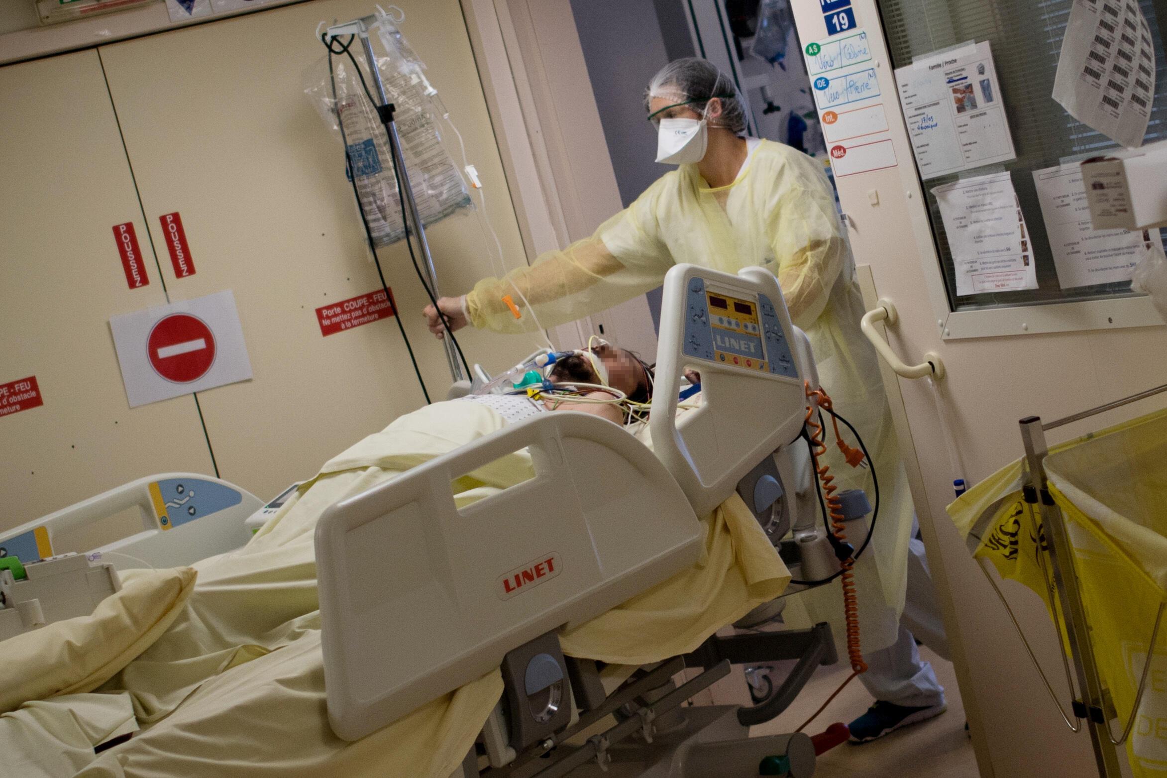 malade coronavirus france nantes
