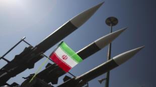 صواريخ بالستية إيرانية