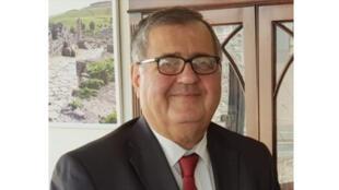 إبراهيم الصياح، رئيس مركز الصحافة والإعلام الدولي