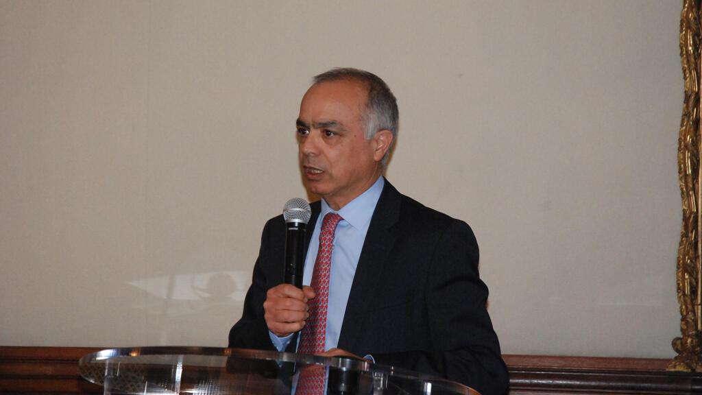 سفير المغرب في باريس شكيب بنموسى