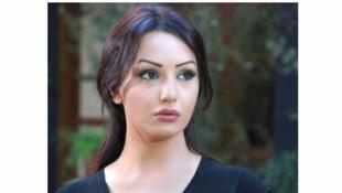 الممثلة دينا ابراهيم