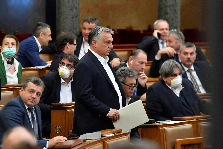 HUNGARY-LAW