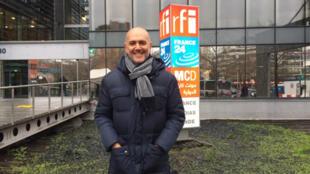 الإعلامي ريكاردو كرم