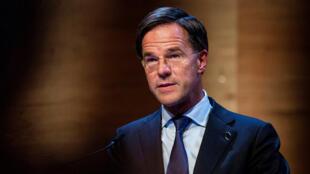 رئيس وزراء هولندا مارك روته