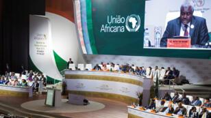قمة دول الاتّحاد الإفريقي في نيامي