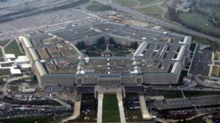 """مبنى وزارة الدفاع الأميركية """"البنتاغون"""""""